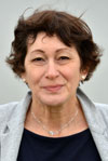 Evelyne Cau, Maire adjointe en charge de la culture, des pratiques artistiques et de la vie associative